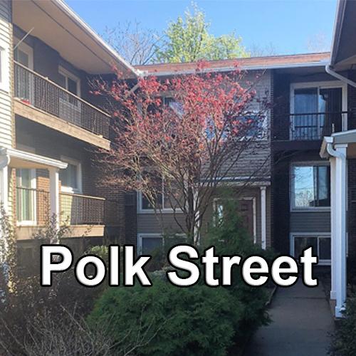 Polk Street Apartments (Syracuse)